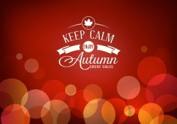 free-autumn-sale-vector-poster